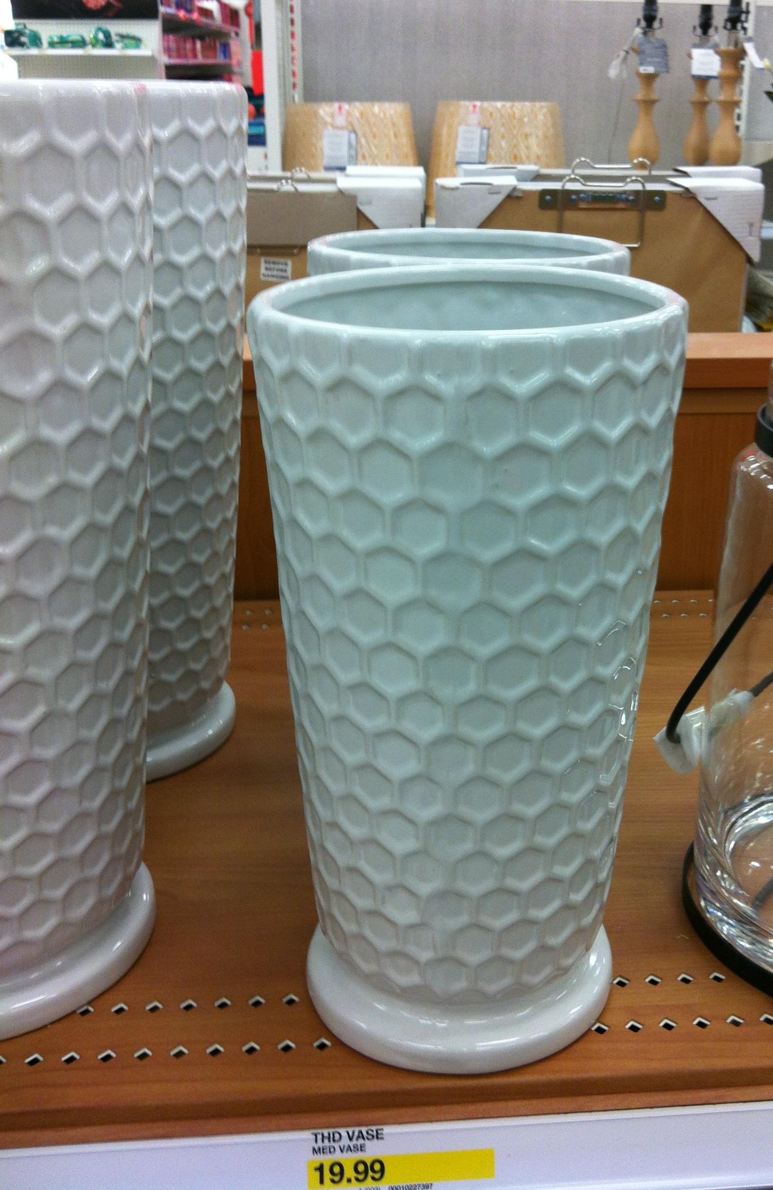 target honeycomb vase