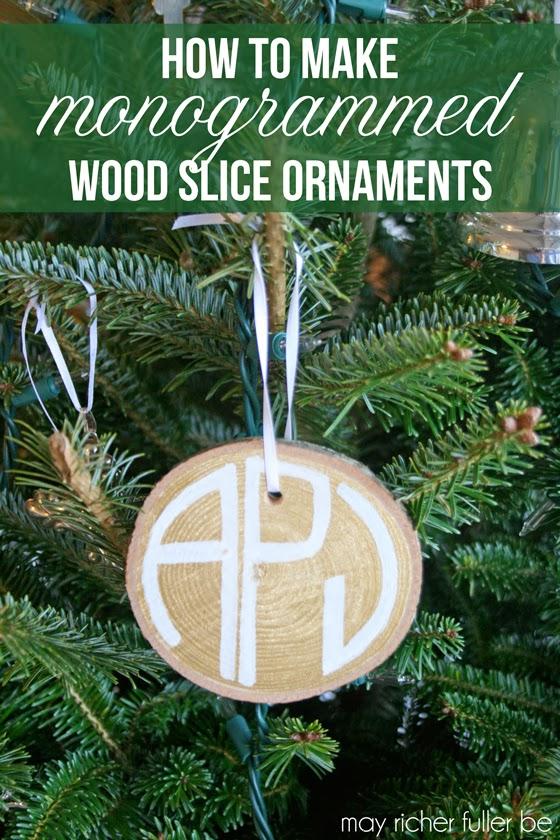 Monogrammed-Wood-Slice-Ornaments-Title