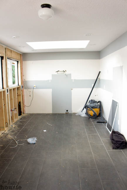 Kitchen Renovation Progress at The Happy Housie-4